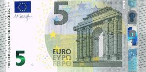 Vijf euro gratis